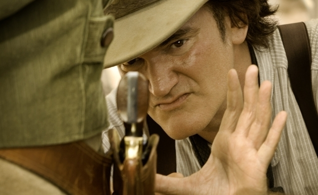 Quentin Tarantino's still working on The Hateful Eight after all