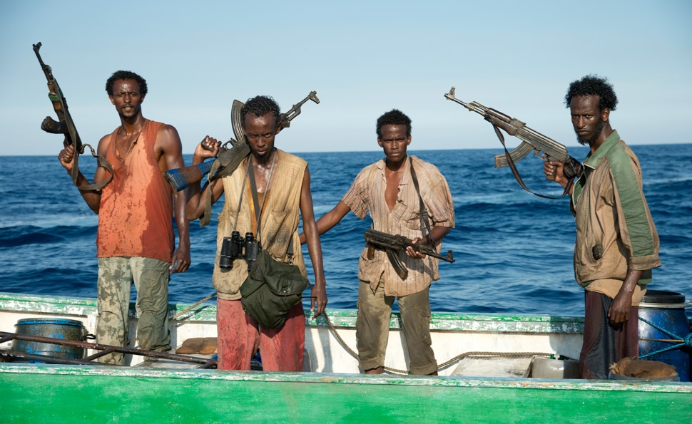 Crowd response, Captain Phillips, and the challenge of moral complexity