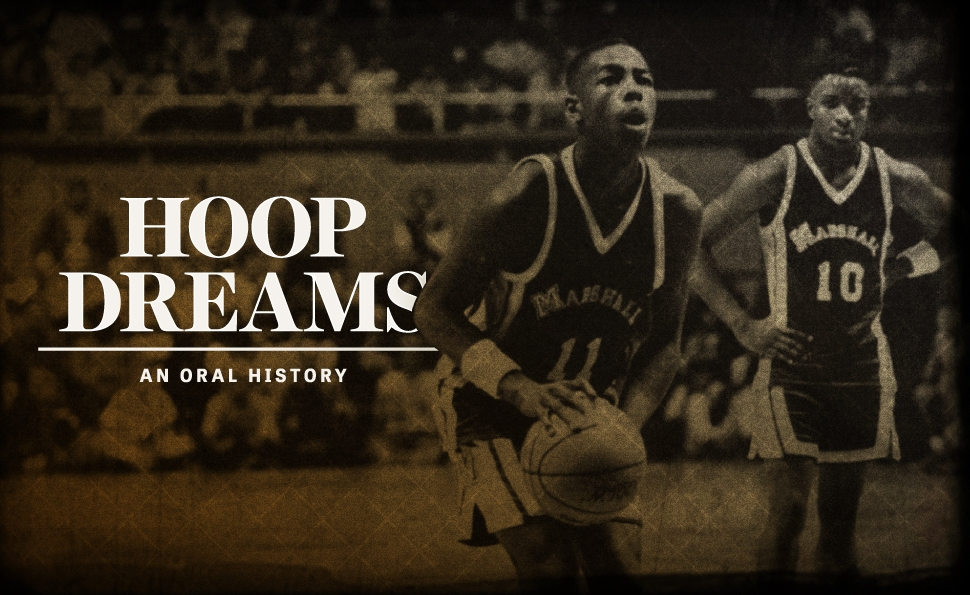 An oral history of Hoop Dreams, 20 years after its première
