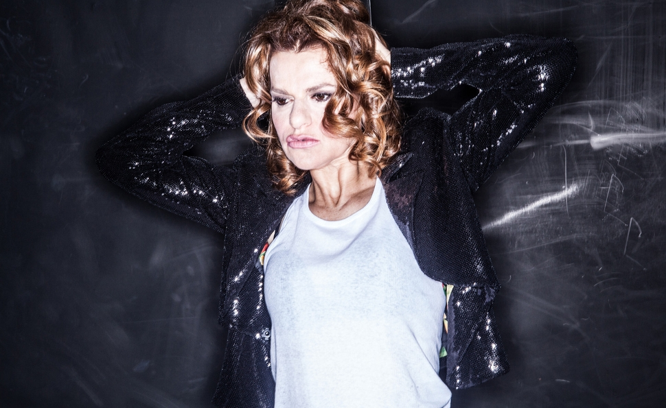 Sandra Bernhard remembers The King Of Comedy