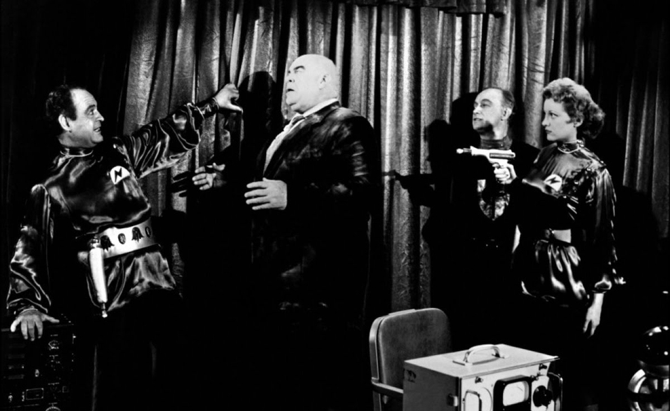 How plan 9 from outer space earned and lost the title of for Outer space planning and design